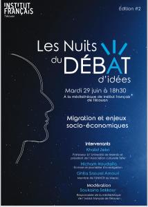 LES NUITS DU DEBAT D' IDEES