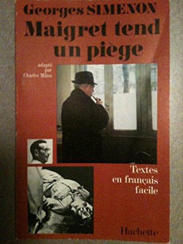 Maigret tent un piége