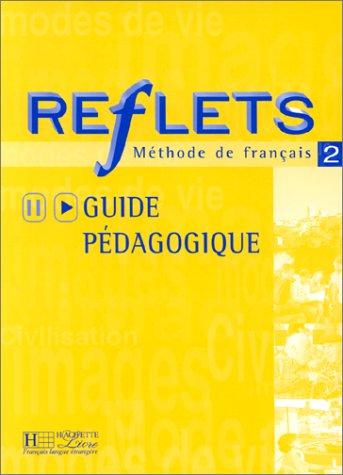 Reflets 2,méthode de français