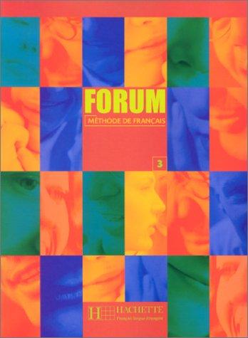 Forum,niveau 3