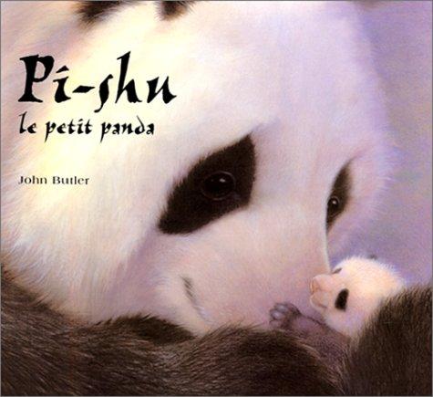 Pi-shu, le petit panda