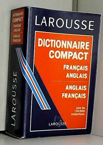 DICTIONNAIRE COMPACT FRANCAIS/ANGLAIS-ANGLAIS/FRANCAIS