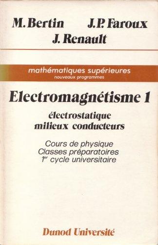 Electromagnétisme 1