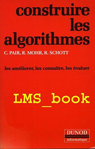 Construire les algorithmes