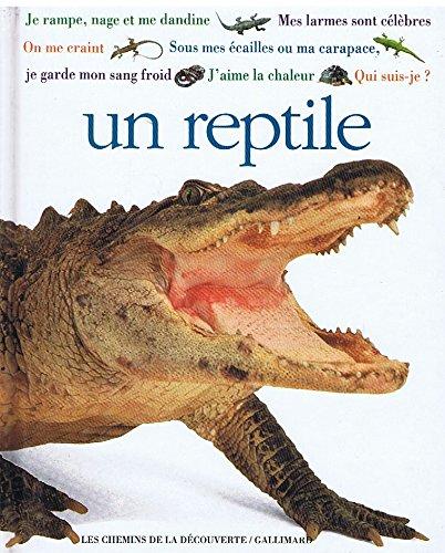 Qui suis-je? Un reptile