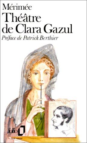Théâtre de Clara Gazul