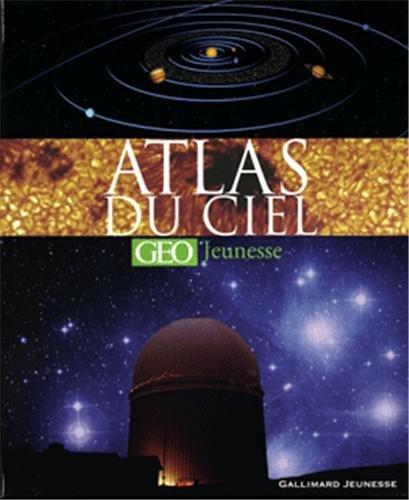 Atlas du ciel Géo jeunesse