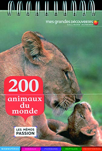 200 animaux du monde