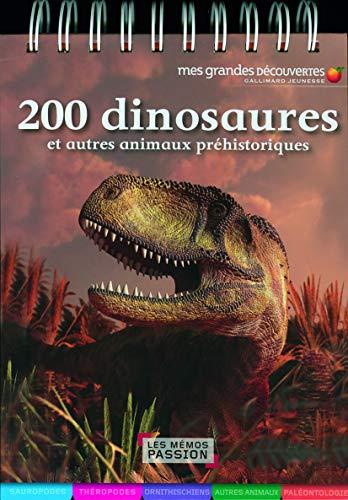 200 dinosaures