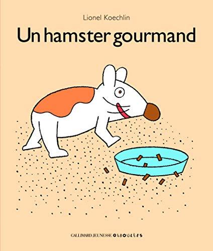 Un hamster gourmand