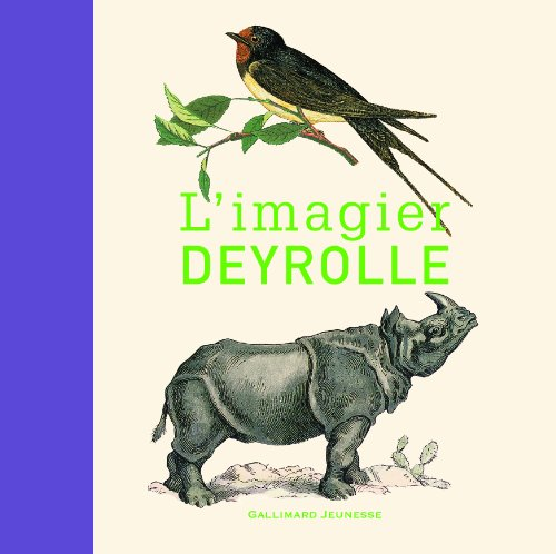 Imagier Deyrolle (L')