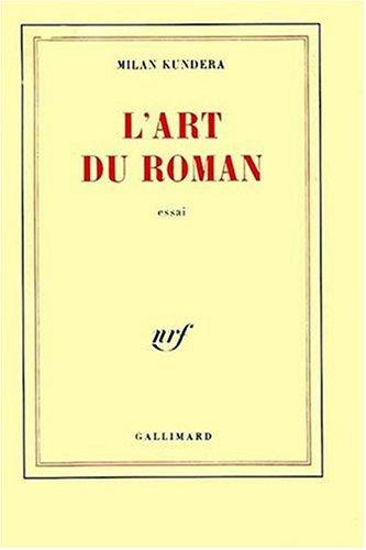 Art du roman (L')