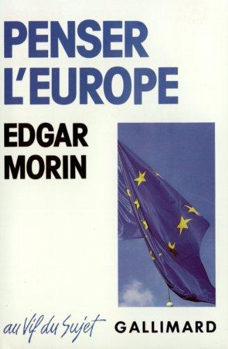 Penser l'Europe