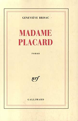 Madame placard