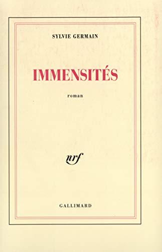 Immensités