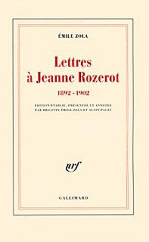 Lettres à Jeanne Rozerot