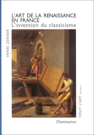 L'art de la Renaissance en France