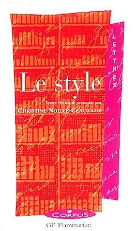 Style (Le)