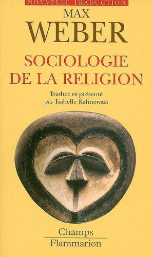 Sociologie de la religion