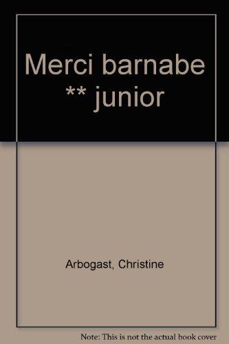 Merci Barnabé !