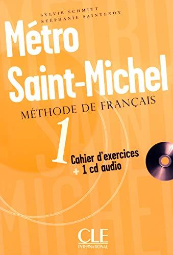 Métro Saint-Michel 1