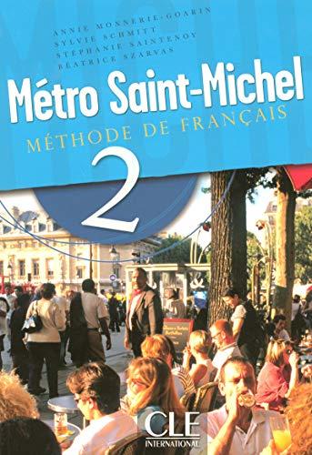 Métro Saint-Michel 2