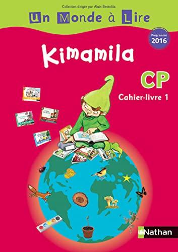 Kimamila- cahier-livre 1 - série rouge- CP