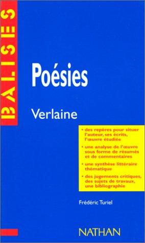 Poésies, Verlaine