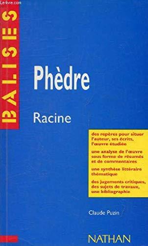 Phèdre, Racine