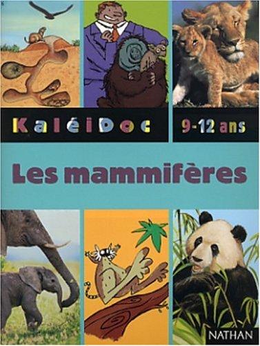 mammifères (Les)