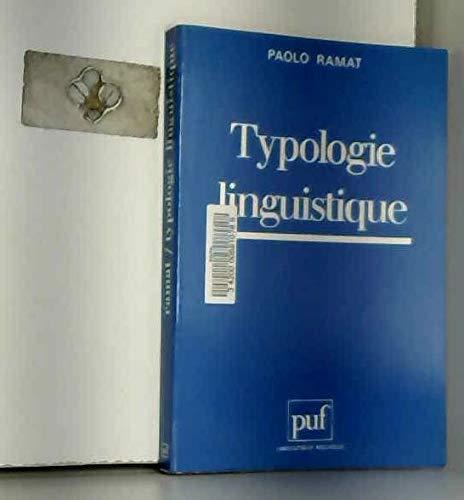 Typologie linguistique