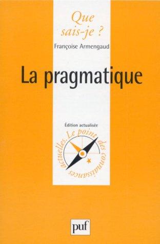 La Pragmatique Françoise Armengaud