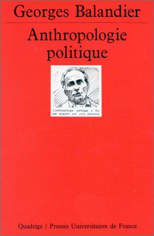 Anthropologie politique