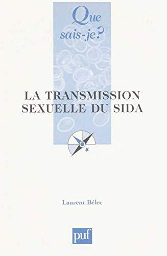 La transmission sexuelle du sida