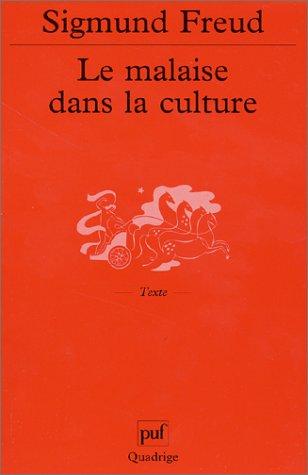 malaise dans la culture (Le)