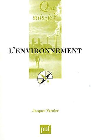 environnement (L')