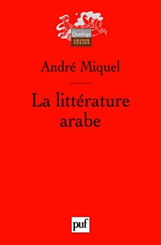 Littérature arabe (La)