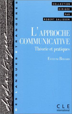 Approche communicative (L')