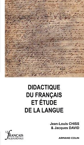Français aujourd'hui (Le) , hors série.