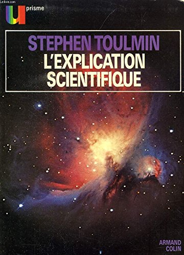 L'explication scientifique