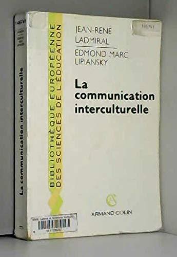 Communication interculturelle (La)