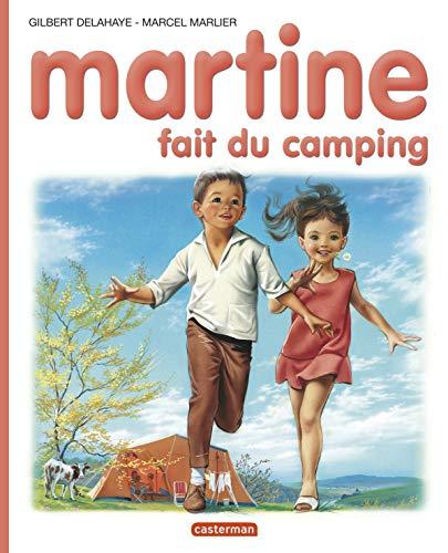 Martine faut du camping