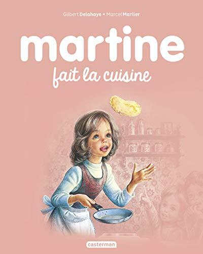 Martine fait la cuisine