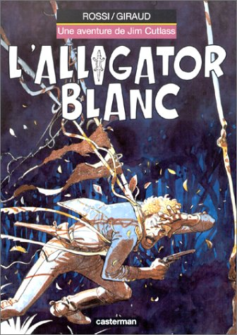 L'alligator blanc