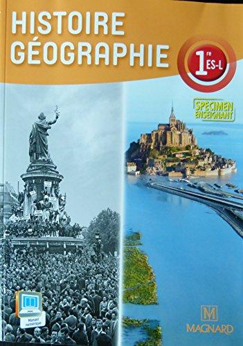 Histoire géographie