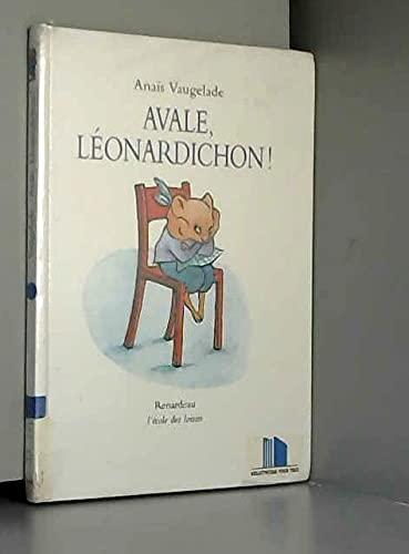 Avale, Léonardichon!