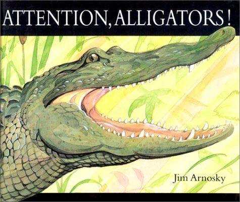 Attention, alligators !