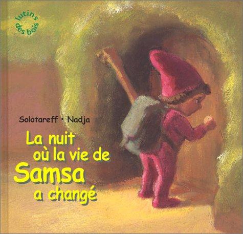 nuit où la vie de Samsa a changé (La)