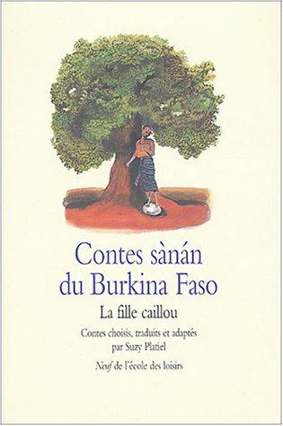 Contes sanan du Burkina Faso