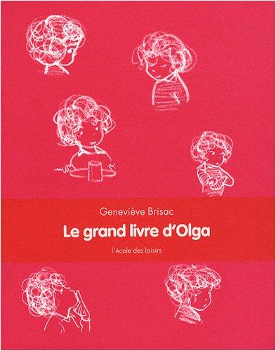 Le grand livre d'Olga